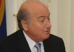 Sepp Blatter. Foto: Heiki Rebane
