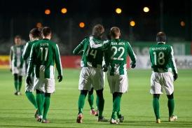 """""""Kui mängija on enda ja meeskonna vastu aus, siis annab ta ka väljakul endast kõik."""" Foto: Hendrik Osula"""