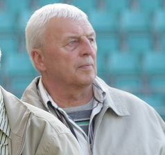 2009. aastal Tallinna Spordi ja Peterburi Zenidi veteranide mängul abitreenerina. Foto: Siim Semiskar / ERR Sport