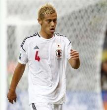 Keisuke Honda. Foto: Marcelo Pereira (Terra.com.br)