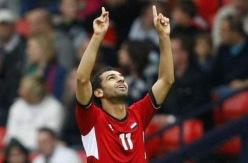 Mohamed Salah oma kodumaa Egiptuse koondise särgis. Foto: kingfut.com