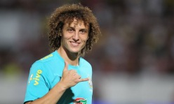 David Luiz jätkab algkoosseisus. Foto: cbf.com.br
