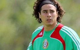 Guillermo Ochoa teel Atleticosse? Foto: wallpapersoccer.tk