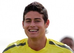 James Rodriguez. Foto: Record