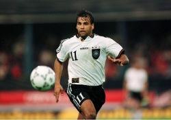 Talendid nagu Ulf Kirsten krabati kiirelt Lääne-Saksamaa klubide poolt endale. Foto: web.de