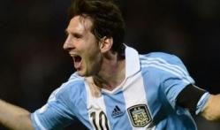 Lionel Messi. Foto: diariouno.com.ar