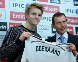 Martin Ödegaard liitus jaanuaris umbes 3-4 miljoni euro suuruse üleminekutasu eest Real Madridiga. Foto: dw.de
