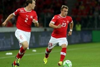 Šveits võtab favoriidikoorma endale