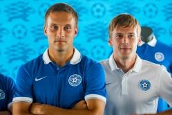 Martin Vunk ja Aleksandr Dmitrijev. Foto: Gertrud Alatare
