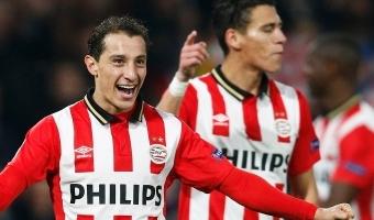 Milline meeskonnatöö! Vaata PSV väravat 3:0 võidumängus Porto vastu