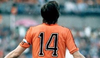 Meenuta jalgpallikunsti täpselt aasta tagasi lahkunud Johan Cruyffi esituses