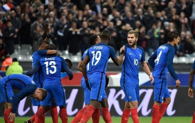 15. Euroopa meistri selgitavad Prantsusmaa ja Portugal