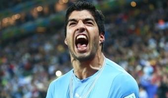 AMETLIK: Celtic ostis Luis Suarezi!