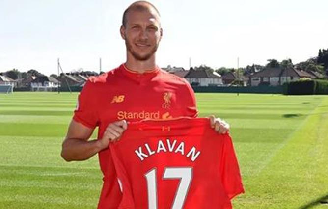 Klavani Liverpooli-karjäär algas vastasele punase kaardi teenimisega