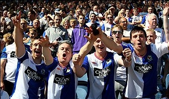 Vägev: Blackburn kerkis divari selle hooaja suurfavoriidiks