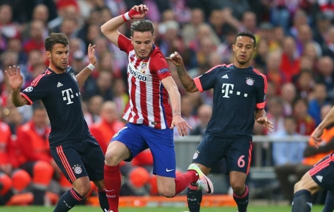 LIVE: Atletico - Bayern + veel seitse mängu