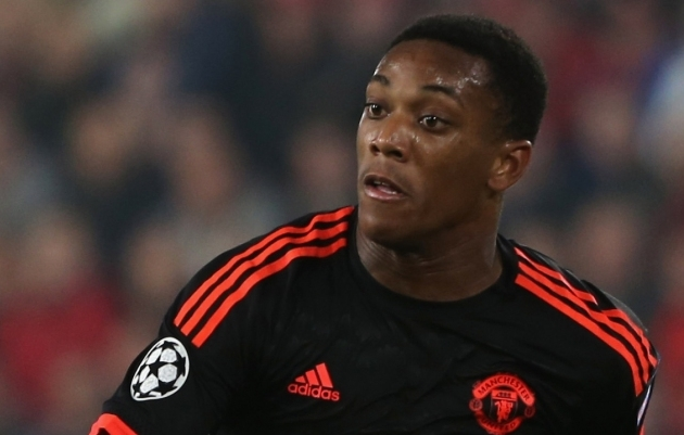 Anthony Martial. Foto: manutd.com