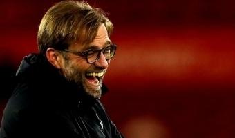Liverpooli treeningute meeleolu on täitsa rõõmus