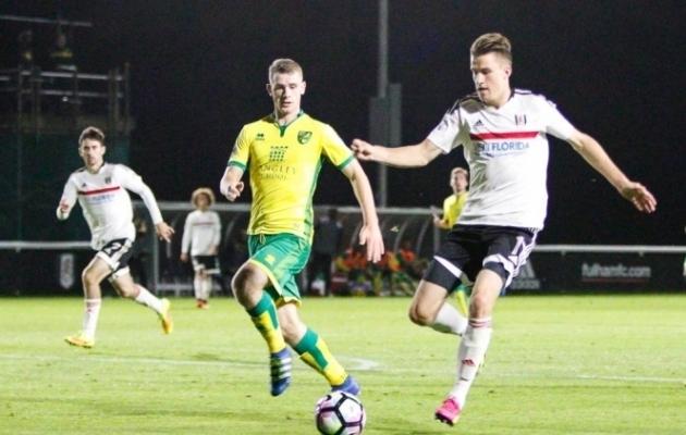 Käit Norwichi noorte vastu mängimas. Foto: Fulhami Twitter
