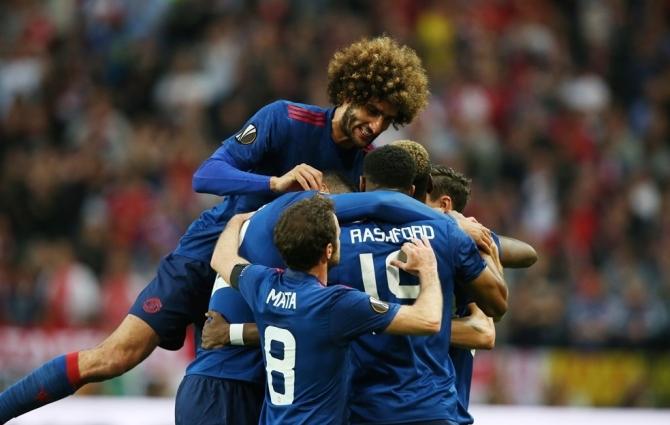 Manchester United krooniti esmakordselt Euroopa liiga meistriks!