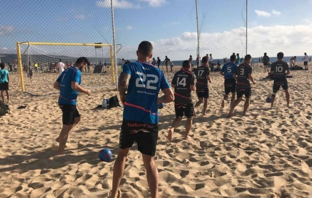 Foto: Beach Soccer Estonia facebooki leht